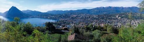 Das Tessin: Lugano