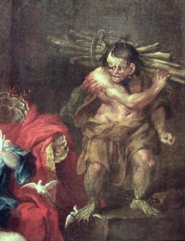 Caliban (William Hogarth)