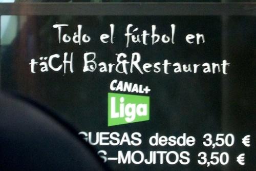täCH Bar&Restaurant