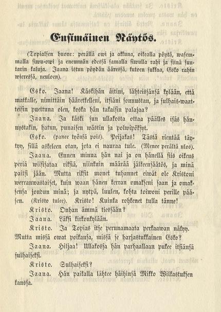 Nummi-suutarit (1864) 2